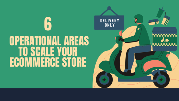 Scale your eCommerce business without missing a beat. 🛒