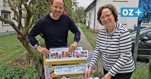 Für ein Lächeln in Corona-Zeiten: Heiligendammerin fertigt besondere Grußkarten