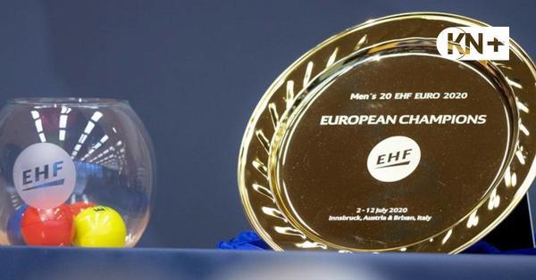 EM-Auslosung 2022 - Deutschlands Handballer top-gesetzt