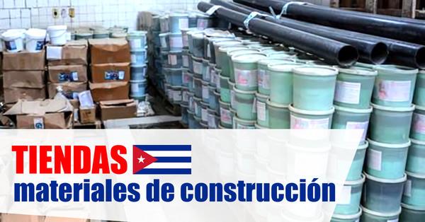 Lo que necesitas saber para comprar en las tiendas de materiales de la construcción en Cuba