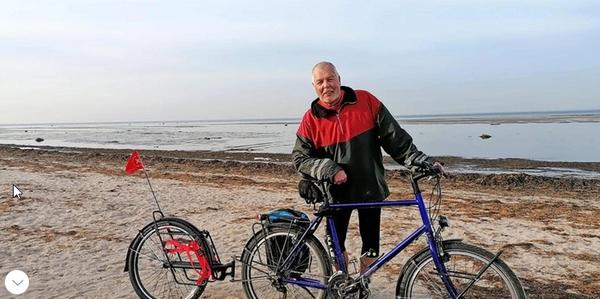 Von der Ostsee in den Kaukasus: Wismarer (61) plant Extrem-Radtour für den guten Zweck