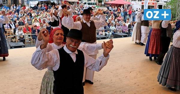 Ribnitzer Folklore-Tanzfest verschoben: Neuer Termin sorgt für Unmut
