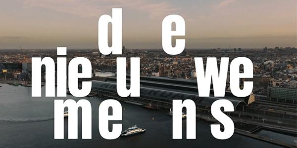 Roadmovie door Amsterdam (bron: NTR)