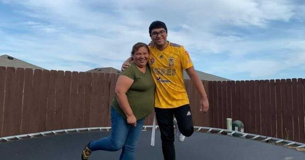My parents ran from Border Patrol agents. My brother wanted to be one