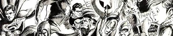Don Newton - Super Heroes Original Art