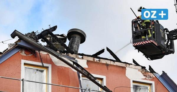 Nach Hotelbrand in Lobbe auf Rügen: Verfahren gegen Tatverdächtigen eingestellt