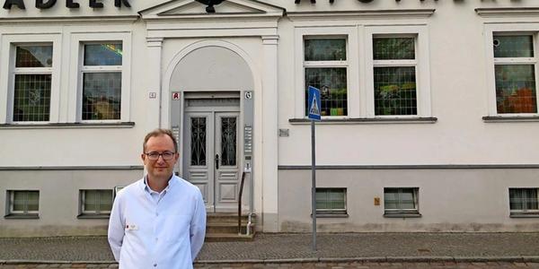 Der Apotheker Jens Welle aus Ketzin schlug in dieser Woche Alarm. (Foto: Jens Wegener)