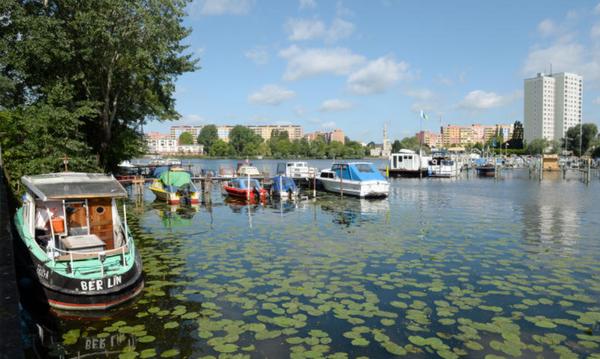 Boote auf der Havel. Foto: Ralf Hirschberger