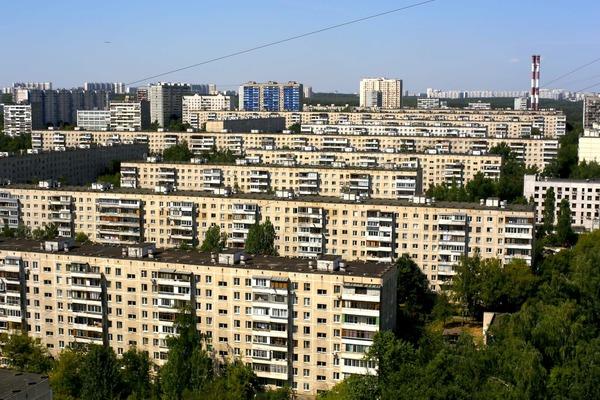 Uma cidade como milhares de outras planejadas por comunistas