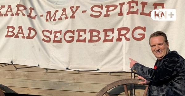 Investor Ralf Dümmel drehte bei den Karl-May-Spielen in Bad Segeberg