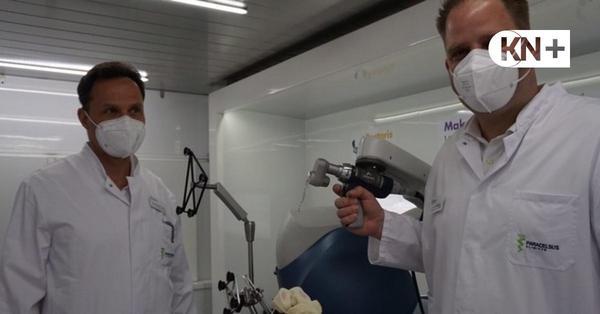 Paracelsus Klinik in Henstedt-Ulzburg investiert in Roboter-Assistenten