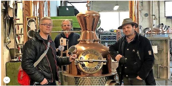 Brauverein will im Ratskeller Wolgaster Bier zapfen