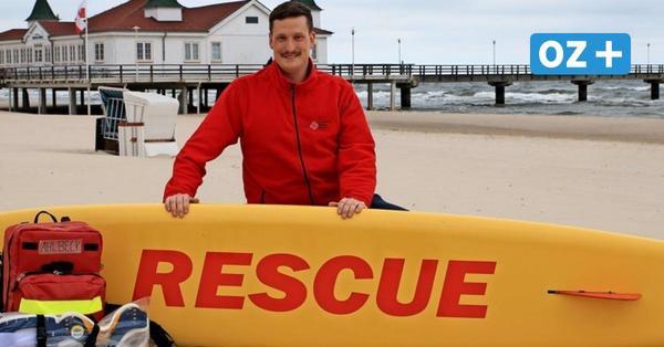 Baywatch auf Usedom: Wasserretter starten in Ahlbeck in die Saison 2021