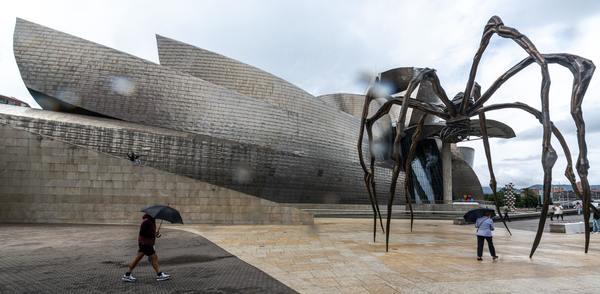 Le musée Guggenheim de Bilbao (Eduardo Kenji Amorim, Unsplash)