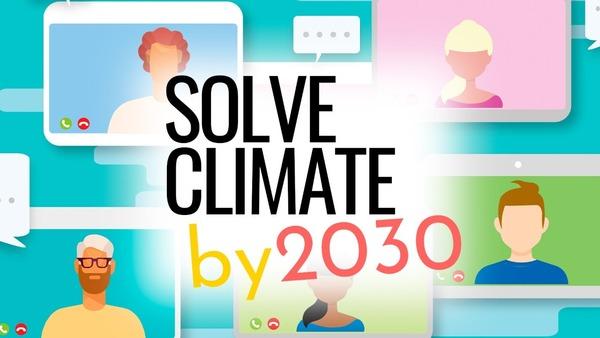 Event Recap: más de 6.400 latinoamericanos se unieron al Solve Climate by 2030