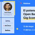 El potencial del Open Banking en Gig Economy