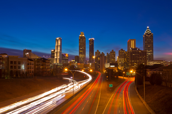 How did Atlanta become a top breeding ground for billion-dollar startups in the Southeast?
