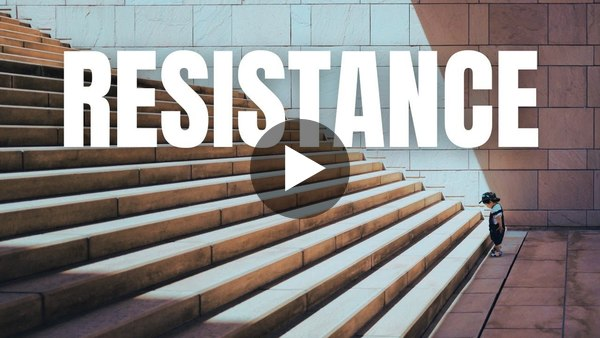 How to fight the war of art and defeat creative resistance (Stephen Pressfield)