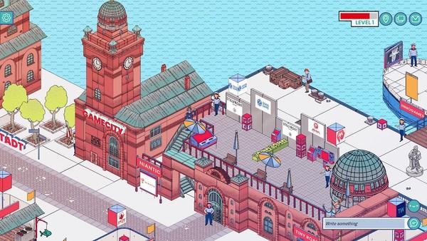 Un jeu pour la ville du jeu vidéo : « Gamecity Hamburg »