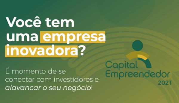 11 MAI - Lançamento do Capital Empreendedor 2021
