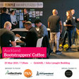 Bootstrappers' Coffee AKL   Tue 25th May 7.30am   GridAKL/John Lysaght, corners of Pakenham W and Halsey Streets, Auckland