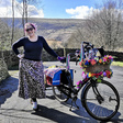 Wheel Spiels: High-heeled Shoes on the Trans-Pennine Trail
