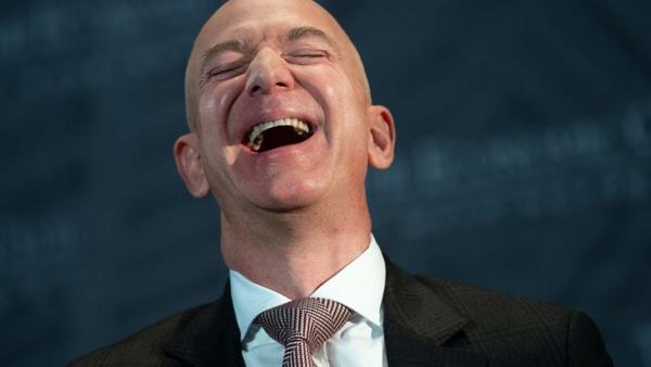 I Just Found the Page WithEverything Jeff Bezos Has Ever Reviewed on Amazon, and It's Utterly Fascinating