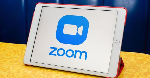 Zoom's new video background has you rubbing virtual elbows. Here's how to use it