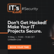 Don't Get Hacked! Make Your IT Projects Secure - from PGS Software
