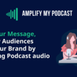Amplify your Message,Reach New Audiences & Grow Your Brand