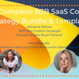 Complete Content Strategy Bundle and Templates