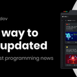 daily.dev | All-in-one coding news reader