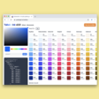 Tailwind Ink | AI color palette generator for Tailwindcss