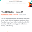 Get Better at SEO with Exclusive SEO Tips, Resources and Updates