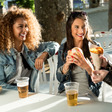 Organize charity events at restaurants