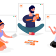 Conversation and Social Games for Remote Teams