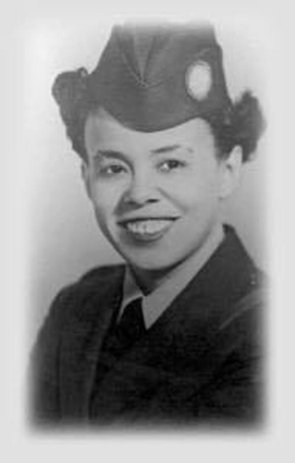 Madeleine Sylvain, cofondatrice de la Ligue d'Action Sociale des Femmes (1934)