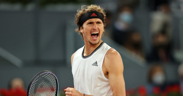 Alexander Zverev holt seinen zweiten Masters-Titel in Madrid! · tennisnet.com