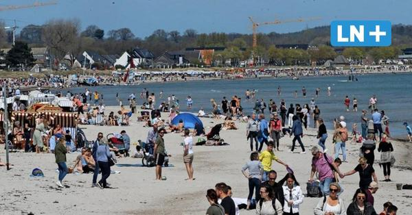 Endlich Sommer: So schön war der Sonnen-Sonntag an der Lübecker Bucht