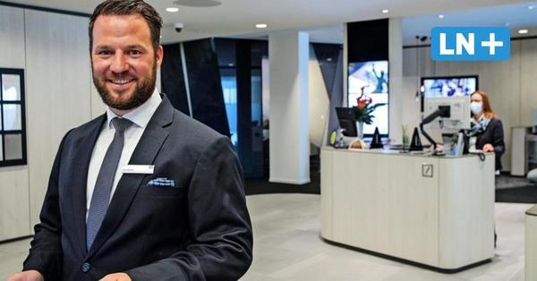 Bad Schwartau: So sieht die modernste Filiale der Deutschen Bank aus