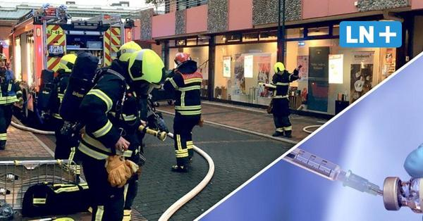 Corona in Ostholstein: Viele Feuerwehrleute warten noch auf Impfung