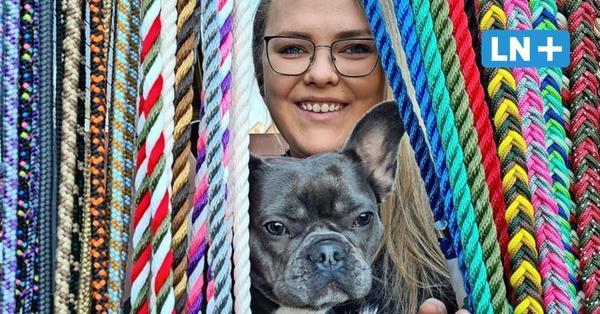 Hundeleinen aus Garbek: Unikate für Vier- und Zweibeiner
