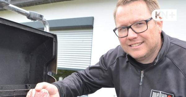 Blogger aus Altenholz: Grill-Fans sind heiß auf seine Fotos