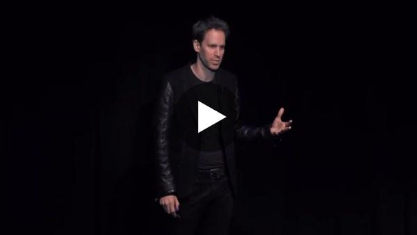 A Revelation of Space | David Korins | TEDxBroadway