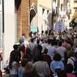 Marxa lenta al Pallars Jussà contra els macroparcs solars projectats a la comarca