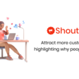 Shoutout | 📣 Attract more customers by highlighting why people trust you