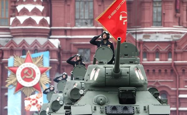 Dzień Zwycięstwa w Rosji. 80 lat od wybuchu wojny dla ZSRR - NaWschodzie.eu
