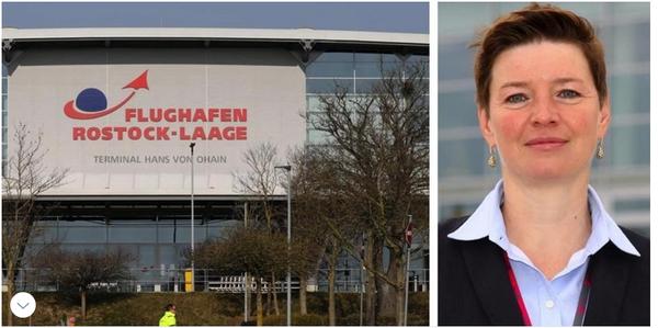 Solaranlagen und Wildwiesen: Flughafen Rostock-Laage will klimaneutral werden
