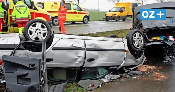 Landkreis Rostock: Diese Unfälle aus dem Jahr 2020 sind in Erinnerung geblieben
