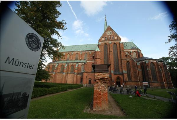 Das Münster in Bad Doberan. (Foto: Katja Peters)